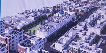 کلنگ نخستین شهرک مسکونی «برکت» در آذربایجان شرقی به زمین زده شد