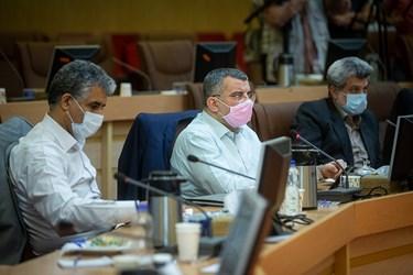 سخنرانی حریرچی، ومعاون وزیر بهداشت در جلسه کمیته امنیتی، اجتماعی و انتظامی مدیریت کرونا