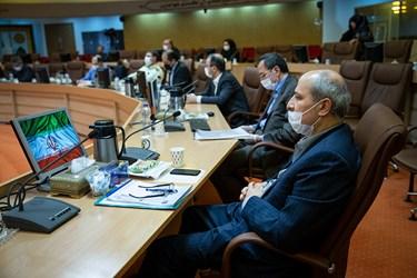 جلسه کمیته امنیتی، اجتماعی و انتظامی مدیریت کرونا