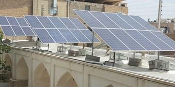 بهرهبرداری از ۲ نیروگاه خورشیدی در دامغان