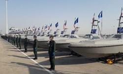 الحاق دهها فروند شناور رزمی به نیروی دریایی «سپاه»