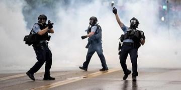 در اعتراضات به قتل سیاهپوست آمریکایی، یک نفر کشته شد