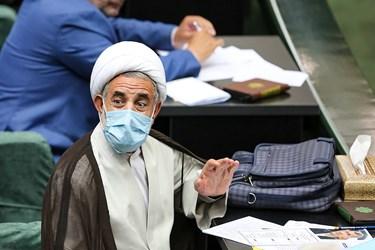 مجتبی ذوالنورنماینده مردم قم در دومین نشست مجلس یازدهم/ انتخاب هیات رئیسه