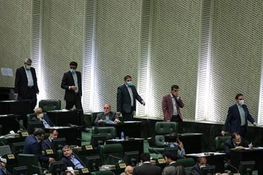 دومین نشست مجلس یازدهم/ انتخاب هیات رئیسه