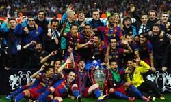 کلیپی به بهانه سالروز قهرمانی بارسلونا با غلبه بر منچستر یونایند