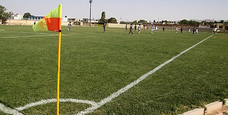 فیلم| کمبود زمین چمن، سد راه توسعه فوتبال اهرم