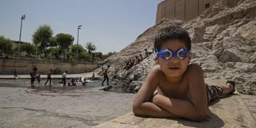 «چشمه علی» استخر پنج ستاره جنوب تهران