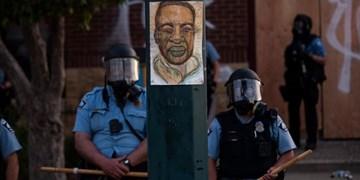 به دنبال کشته شدن یک سیاهپوست ثروتمندترین تنیسور جهان هم به کمپین معترضان  پیوست