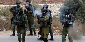 تیراندازی مأموران صهیونیست به سوی فلسطینیان در کرانه باختری
