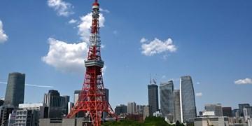 برج توکیو در شهر میزبان المپیک دوباره باز شد