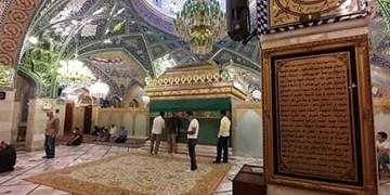 تصاویری از حضور زائران در حرم ریحانةالحسین(س) پس از ۳ ماه تعطیلی 