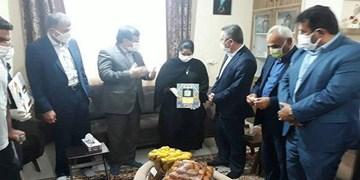 معاون وزیر بهداشت: جاهدی پهلوان واقعی است/ پرستار شهید معنای ازخودگذشتگی را نشان داد