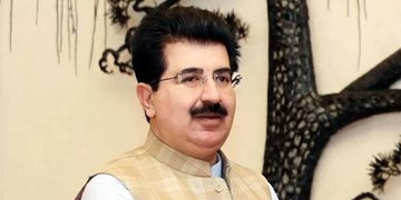 رئیس سنای پاکستان: قالیباف را دوست نزدیک خود میدانیم