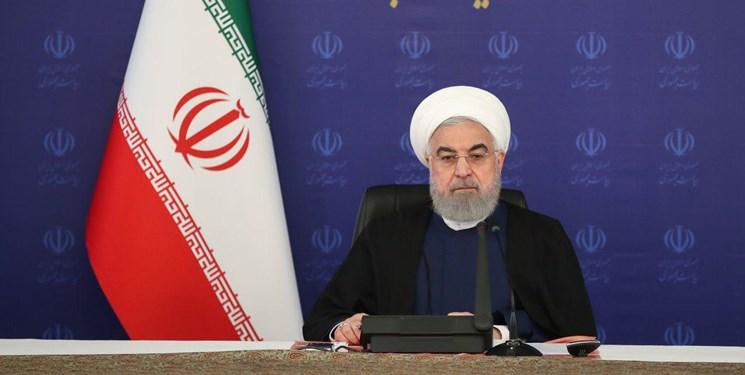 روحانی: بستههای حمایتی تا پایان سال ادامه دارد/ روزانه یک خدمت جدید به مردم ارائه میشود