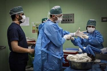 اولین عملیات انتقال قلب در سال ۹۹