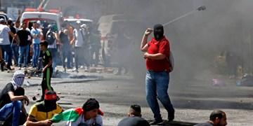 دهها زخمی در درگیریهای شمال کرانه باختری