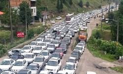 چشمانتظاری برای پروژهای که 17 ساله شد/ 22 خرداد پایان ترافیک در محور ساری -تاکام