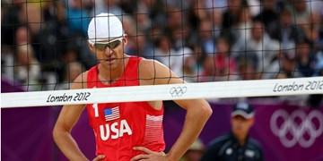 والیبالیست 44 ساله آمریکا به دنبال بازنشستگی بعد از چهارمین حضور در المپیک