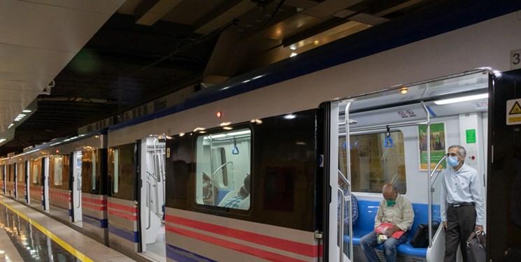 بهره برداری از ورودی ایستگاه مترو نواب در خط ۷