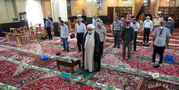 اقامه نماز جماعت در مساجد شهر تهران لغو شد