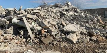 ماجرای انتشار کلیپ تخریب ساختمانی در میانجنگل فسا چه بود