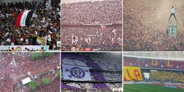 نظرسنجی مارکا برای انتخاب بهترین هواداران فوتبال/پرسپولیسیها در رده 20 جهان+عکس
