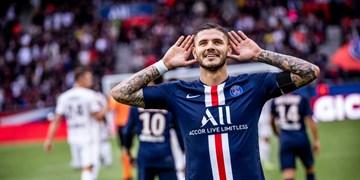 ایکاردی به طور دائم به پاریس پیوست/قرارداد تا 2024 با ستاره آرژانتینی
