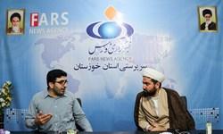فیلم|میزگرد با موضوع«بررسی وضعیت هنر انقلابی در خوزستان»