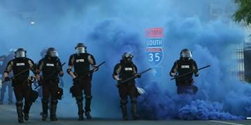 افزایش بازداشتیهای اعتراضات آمریکا به ۴۱۰۰ نفر؛ تا کنون 5 نفر کشته شدهاند