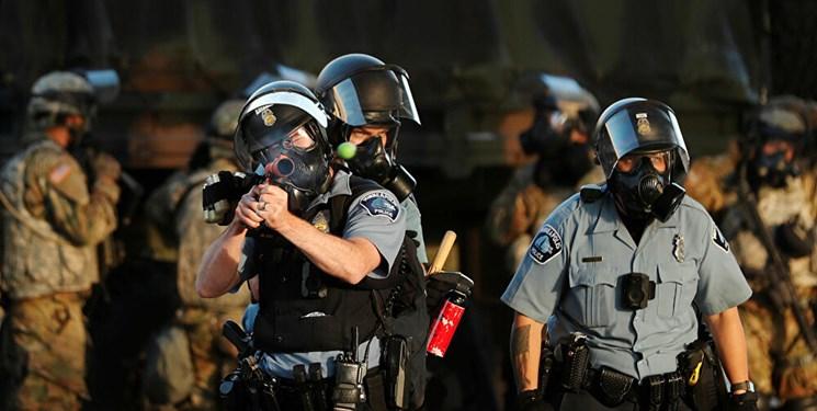 عفو بینالملل: رفتارهای خشن پلیس آمریکا تهدیدی برای جان شهروندان هستند