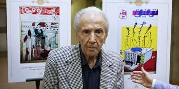 «حسن توفیق» کاریکاتوریست پیشکسوت درگذشت