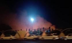 آتشسوزی در بوستان ولایت تهران/ حادثه مصدوم نداشت