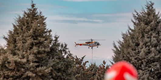 وضعیت پایگاههای هوایی کهگیلویه و بویراحمد و قول مساعد رئیس شرکت هلیکوپتری ایران