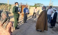 اشتغالزایی سپاه و خیران برای خانوارهای محروم در ریگان