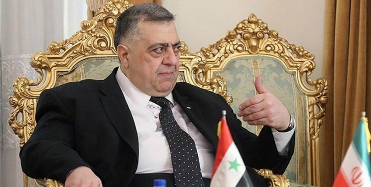 رییس مجلس سوریه وارد تهران شد