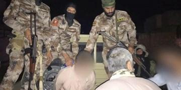 الحشد الشعبی 2 سرکرده داعش را در موصل بازداشت کرد
