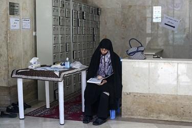 بازگشایی مساجد تهران /مسجد فائق