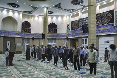 بازگشایی مساجد تهران  /مسجد جامع المهدی(عج)
