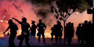 فیلم| اعتراضات گسترده ضد نژادپرستی در آمریکا