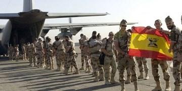 نظامیان اسپانیایی تا اواخر جولای از عراق خارج میشوند