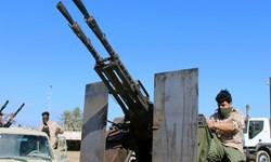 نیروهای حفتر شهر «الاصابعه» در غرب لیبی را بازپس گرفتند