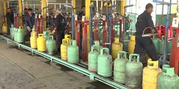 توزیع سیلندر گاز در قشم 3 روز محدود میشود