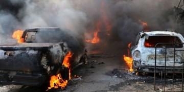 انفجار بمب در شمال عراق