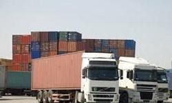 730 تن کالای استاندارد از مرز مهران به عراق صادر شد