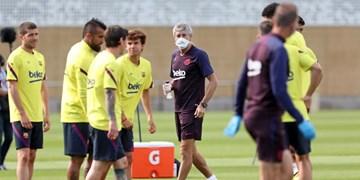 بررسی ترکیب بارسلونا پس از کرونا / سیستم چرخشی راه حل ستین
