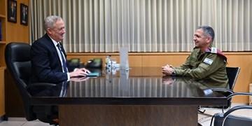 وزیر جنگ صهیونیستی دستور آمادهسازی ارتش برای طرح اشغال را صادر کرد