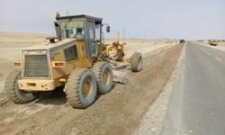 اتمام 10  پروژه راهسازی مهران در سال جاری