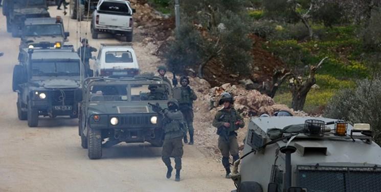 ویدئو | درگیری در کرانه باختری و بازداشت چندین فلسطینی