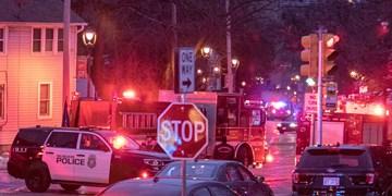 تیراندازی در سنت لوئیس آمریکا / چهار مأمور پلیس زخمی شدند + فیلم