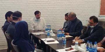 برگزاری جلسه رنگرز با مسئولان فدراسیون وزنه برداری